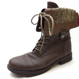 Madden Girl | Zorba Combat Boot